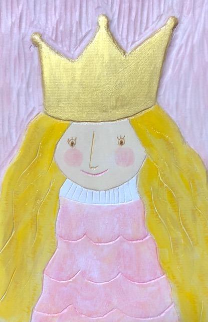 西尾宏美「調和の女神」