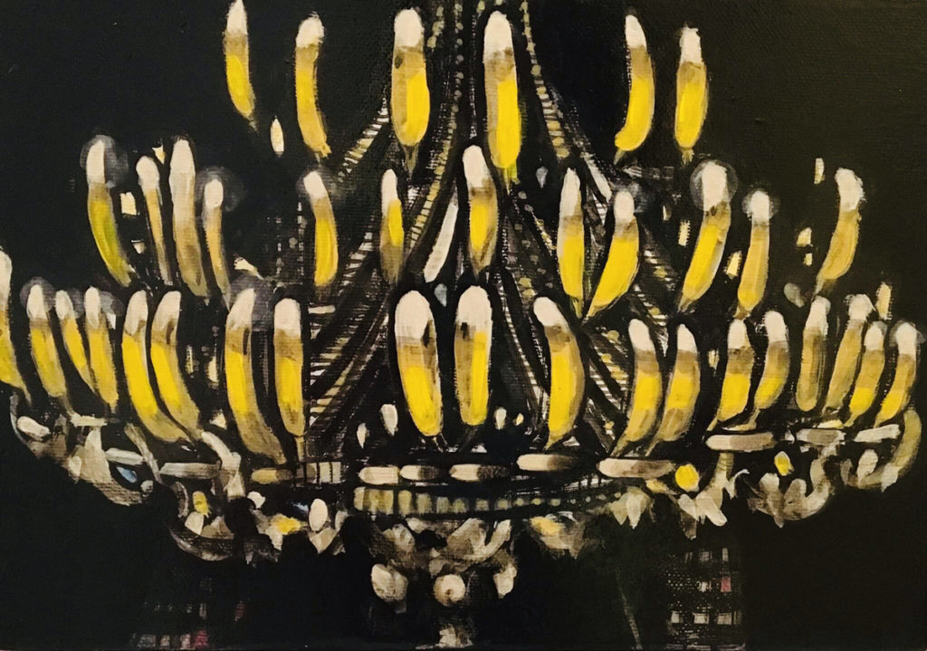 MIWAEL 「The Celestial Lighted Banana 1」