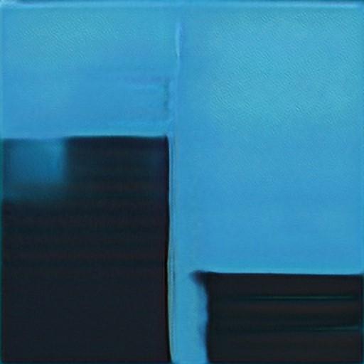 内藤智之「Black and Blue」